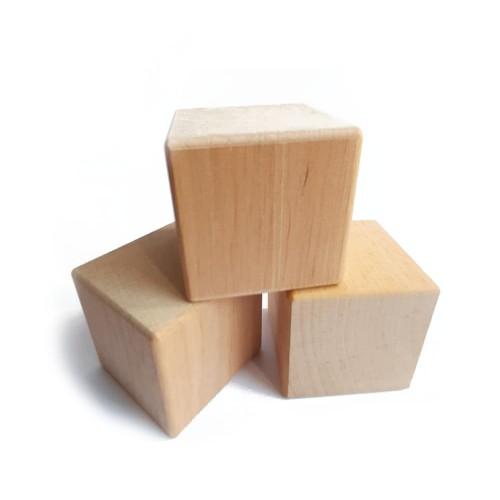 Основа для бизикубика деревянная сосна 4 см, фото