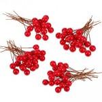 купить декоративные ягоды для рукоделия