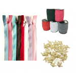Текстильная фурнитура, фото
