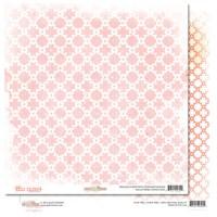 Лист двусторонней бумаги 30x30 Glitz Design - Hello Friend Collection - Chain