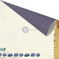 Лист двусторонней бумаги 30x30 Prima  Double Sided Paper Type Away