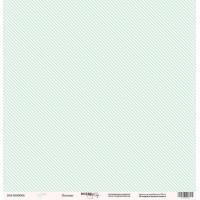 Лист односторонней бумаги 30x30 от Scrapmir Полоски из коллекции Baby Girl