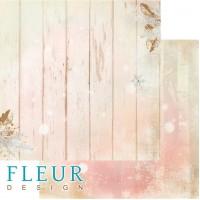 Лист двусторонней бумаги Чудеса леса из коллекции Волшебный лес от Fleur Design, 30*30 см