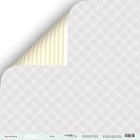 Лист двусторонней бумаги от Scrapmir Smile из коллекции Smile Baby от Scrapmir