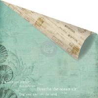Лист двусторонней бумаги 30x30 Prima Seashore Collection Under the Sea