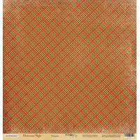 Лист односторонней бумаги 30x30 от Scrapmir Подарки из коллекции Christmas Night