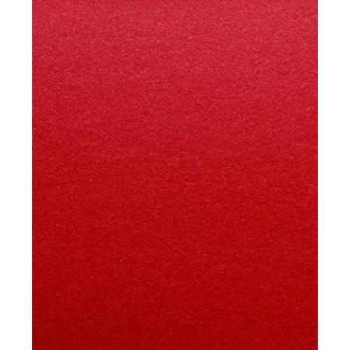 Картон перламутровый Красный А4 фото