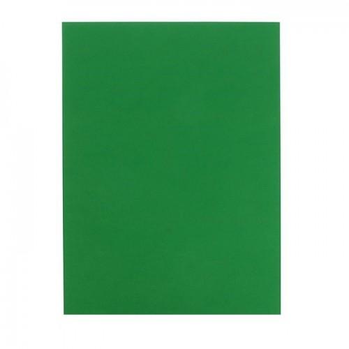 Картон зеленый, А4