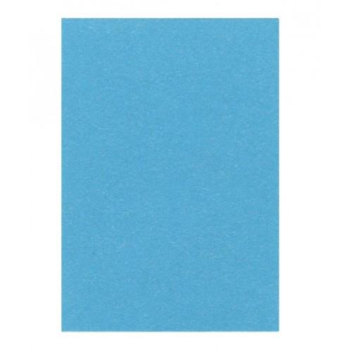 Картон перламутровый Голубой 250 г/м2, А4 фото