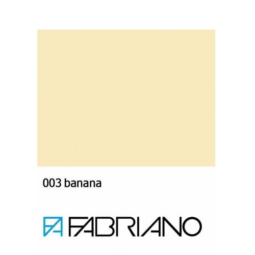 Бумага для пастели Tiziano A3 (29,7*42см), №03 banana, 160г/м2, Бежевый, среднее зерно, Fabriano
