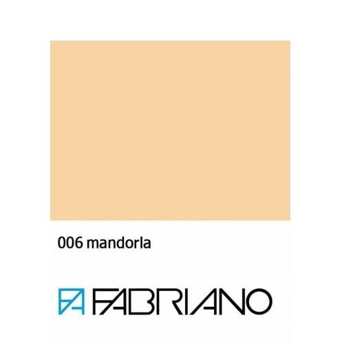 Бумага для пастели Tiziano A4 (21*29,7см), №06 mandorla, 160г/м2, Кофейный, среднее зерно, Fabriano