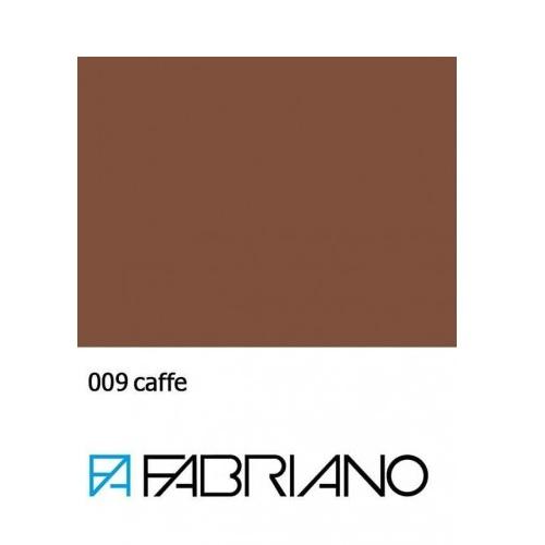 Бумага для пастели Tiziano A4 (21*29,7см), №09 caffe, 160г/м2, Коричневая, среднее зерно, Fabriano
