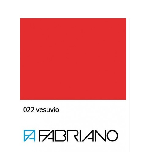 Бумага для пастели Tiziano A4 (21*29,7см), №22 vesuvio, 160г/м2, Красная, среднее зерно, Fabriano