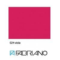 Бумага для пастели Tiziano A4 (21*29,7см), №24 viola, 160г/м2, среднее зерно, Fabriano