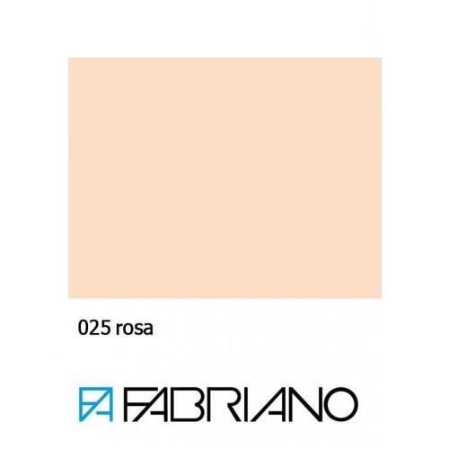 Бумага для пастели Tiziano A4 (21*29,7см), №25 Rosa, 160г/м2, Розовая, среднее зерно, Fabriano