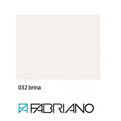 Бумага для пастели Tiziano A4 (21*29,7см), №32 brina, 160г/м2, Белый, среднее зерно, Fabriano