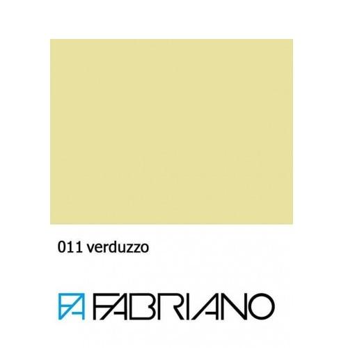 Бумага для пастели Tiziano A4 (21*29,7см), №11 verduzzo, 160г/м2, Салатовая, среднее зерно, Fabriano