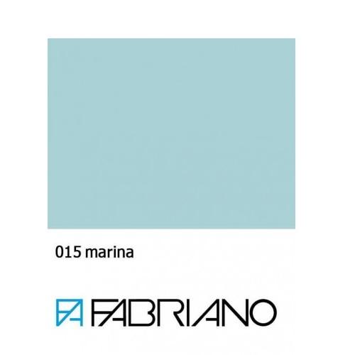Бумага для пастели Tiziano A4 (21*29,7см), №15 marina, 160г/м2, Голубая, среднее зерно, Fabriano
