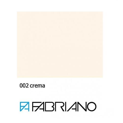 Бумага для пастели Tiziano A4 (21*29,7см), №02 crema, кремовый, среднее зерно, Fabriano