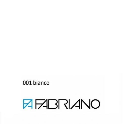 Бумага для пастели Tiziano A4 (21*29,7см), №01 bianco, белая, среднее зерно, Fabriano