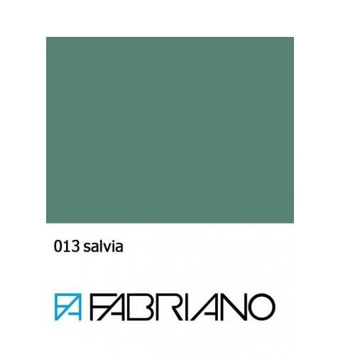Бумага для пастели Tiziano A4 (21*29,7см), №13 salvia, 160г/м2, Серо-зелёная, среднее зерно, Fabriano