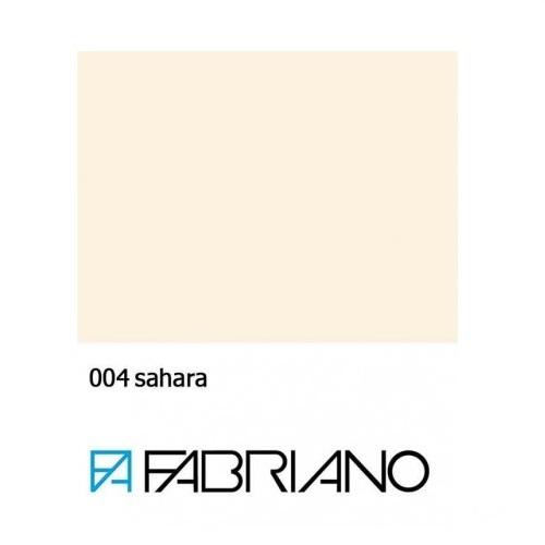 Бумага для пастели Tiziano A4 (21*29,7см), №04 sahara,160г/м2, кремовая, среднее зерно, Fabriano