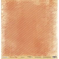 Лист односторонней бумаги 30x30 от Scrapmir Карамель из коллекции Christmas Night