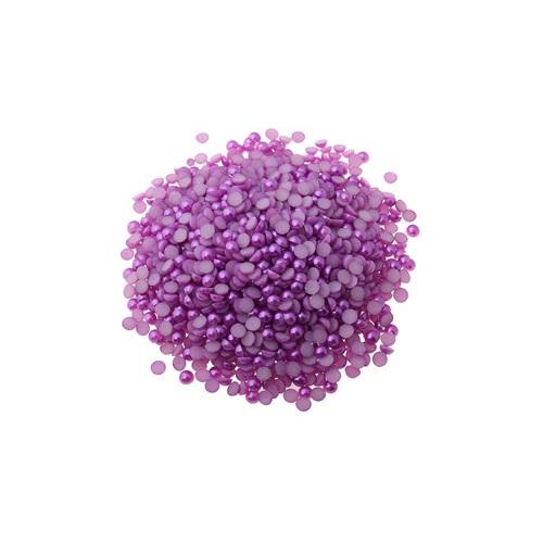 Полужемчуг Фиолетовый 5 мм фото