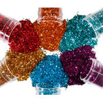 Глиттер, кристаллы, пайетки