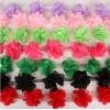 Шифоновые цветы (21)