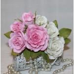 купить декоративные цветы, заготовки для цветов