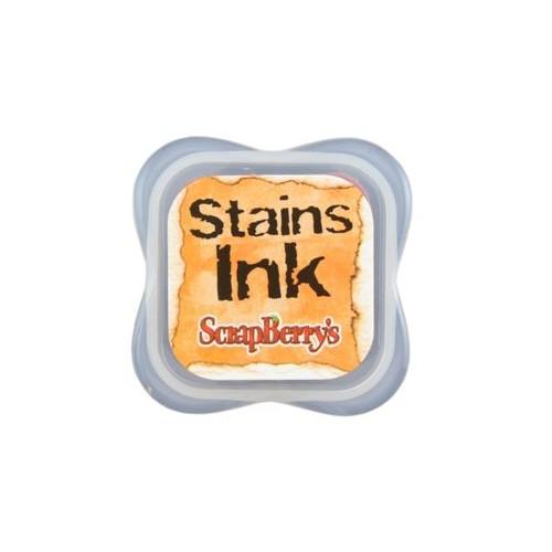 Чернила с эффектом цветовых пятен Stains Оранжевые ScrapBerry's фото