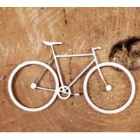 """Чипборд """"Велосипед"""", 8*5.5 см, Scrapgorod"""
