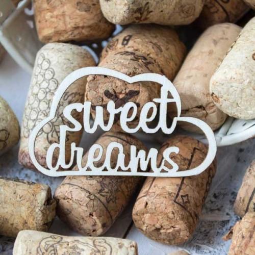 """Чипборд """"sweet dreams"""",фото"""