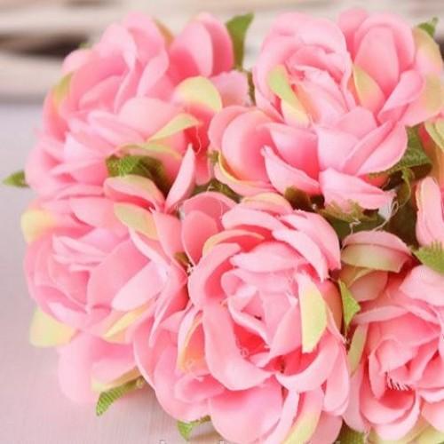 """Роза """"Аве Мария"""" на ножке Розовая фото"""