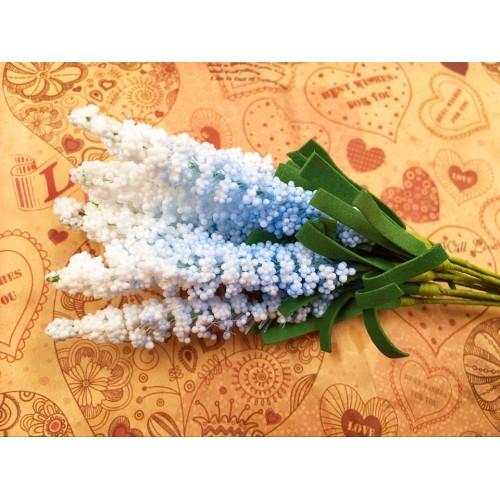 Декоративная лаванда Голубая