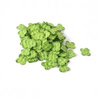 Цветок Гортензия зеленый, 3 см