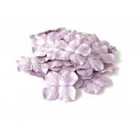Цветок Гортензия сиреневая, 5 см