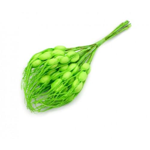 Колосок зеленый фото