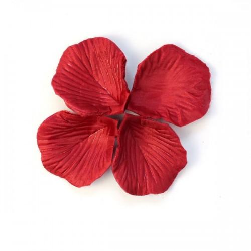 Лепестки роз Бордовые, 50 шт
