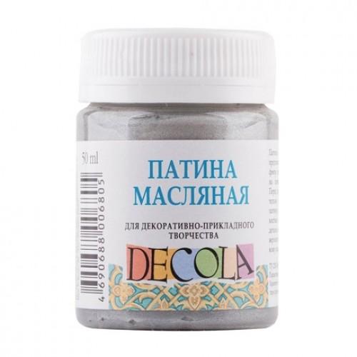 Патина для состаривания масляная 50мл Decola