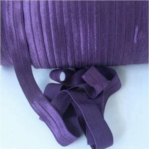 Эластичная лента Фиолетовая фото