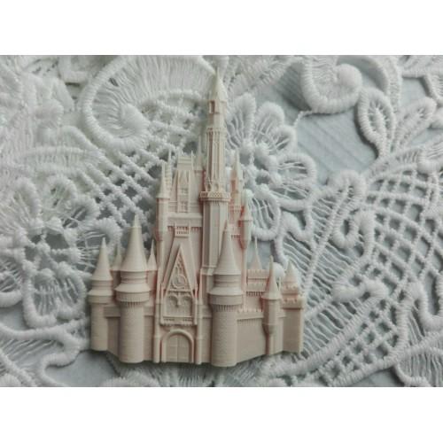 Фигурка из пластика Сказочный замок