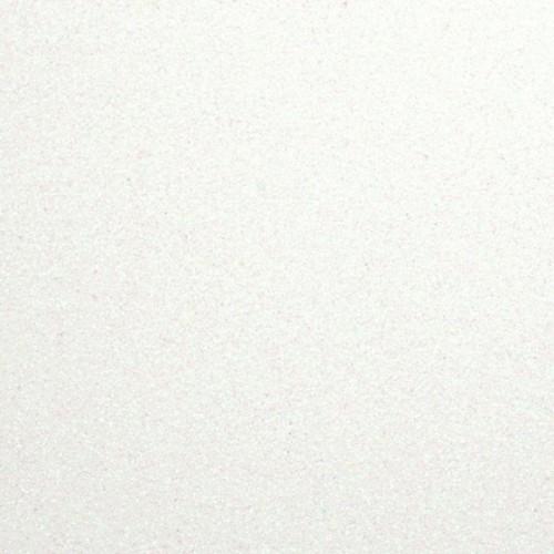 Фоамиран с глиттером на клеевой основе Белый фото
