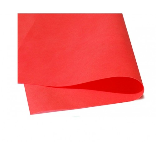 Фоамиран листовой Красный фото