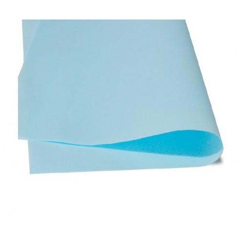 Фоамиран листовой Голубой фото