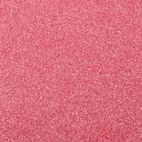 Фоамиран с глиттером на клеевой основе Розовый, 20*30 см