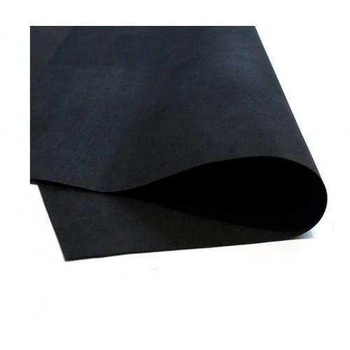 Фоамиран листовой Черный фото