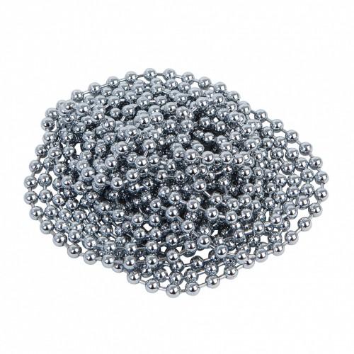 Цепь шариковая Серебро 2.4 мм фото