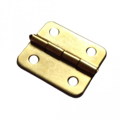 Петля Золото 30х26 мм фото